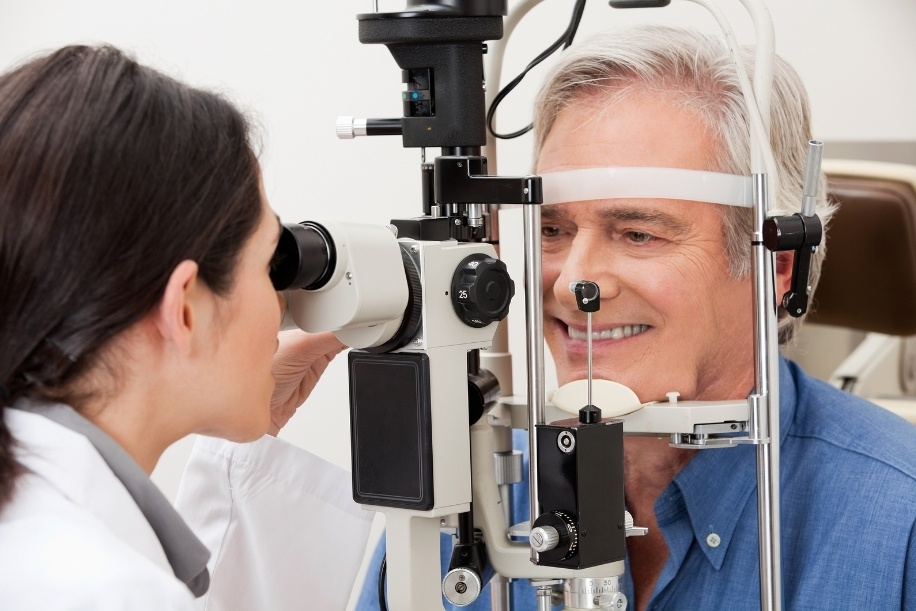 leziune oftalmolog